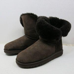 UGG Bailey Button Australia Insulated Winter Boot